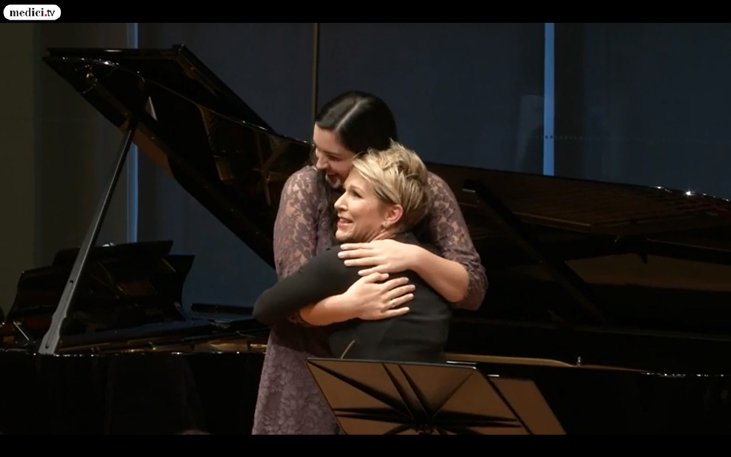 Joyce DiDonato's master class at Carnegie Hall